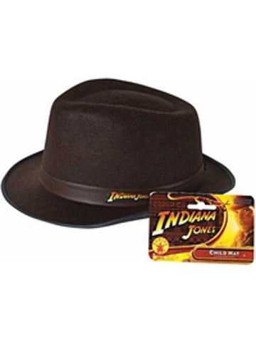 Child Indiana Jones Costume Hat-COSTUMEISH