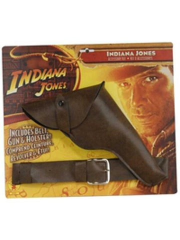 Indiana Jones Belt and Holster