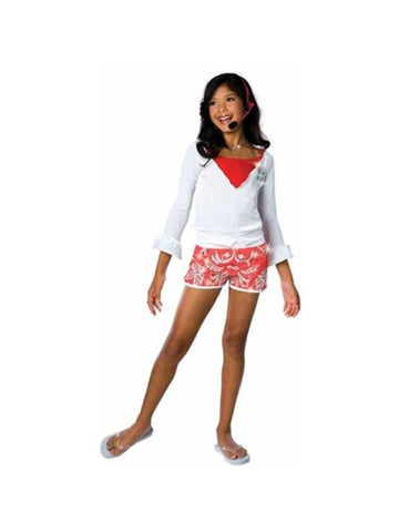 Child High School Musical Gabriella Lifeguard Costume