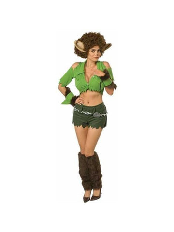 Adult Sexy Wolf Woman Costume