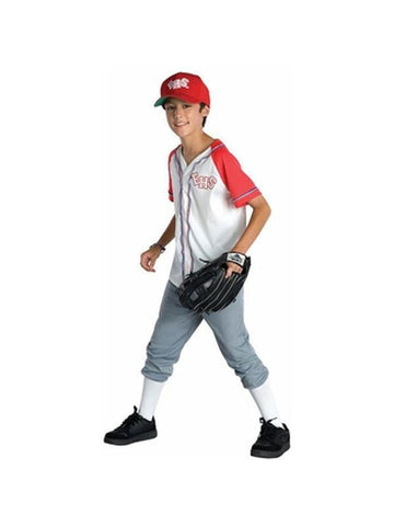 Childs High School Musical 2 Baseball Costume-COSTUMEISH