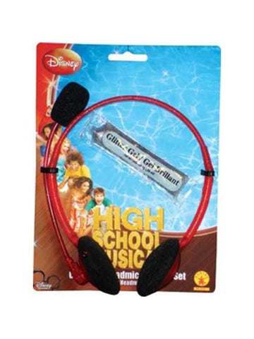 High School Musical 2 Gabriella Microphone-COSTUMEISH