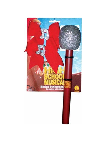 High School Musical Microphone-COSTUMEISH
