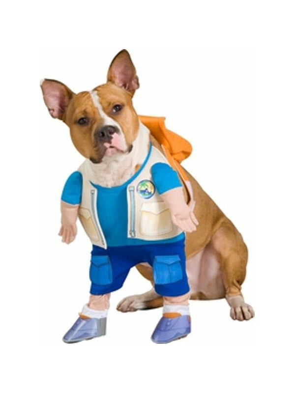 Diego Dog Costume-COSTUMEISH
