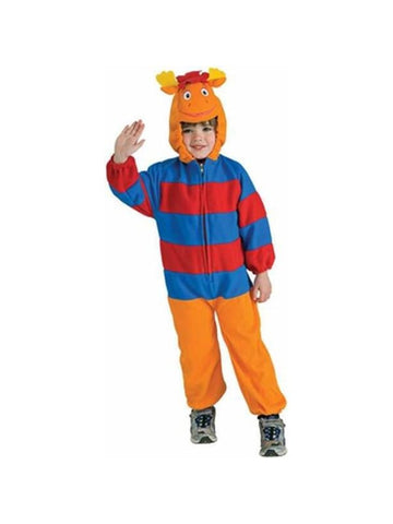 Toddler Deluxe Backyardigans Tyron Costume