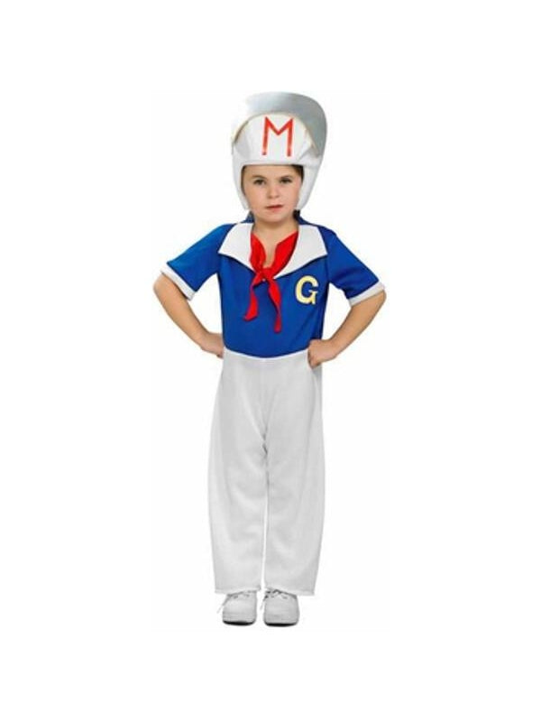 Toddler Speed Racer Costume-COSTUMEISH