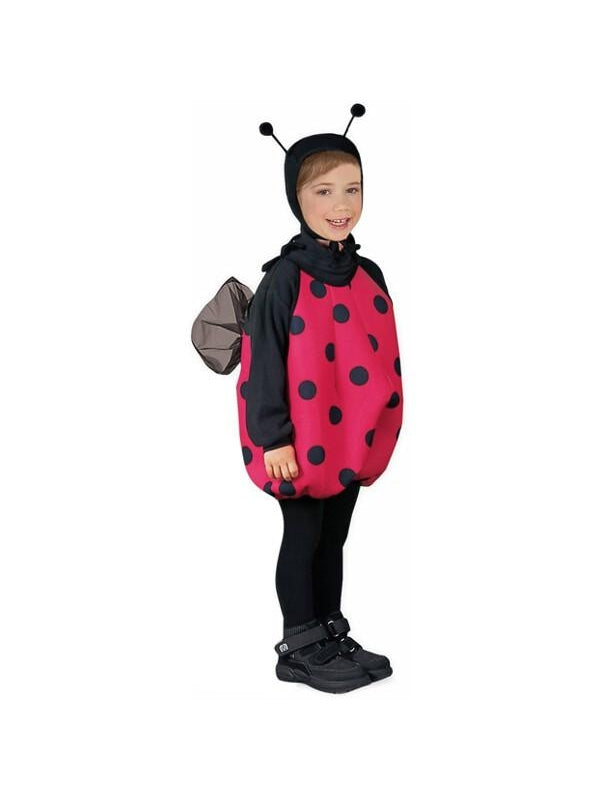 Child's Lady Bug Costume-COSTUMEISH