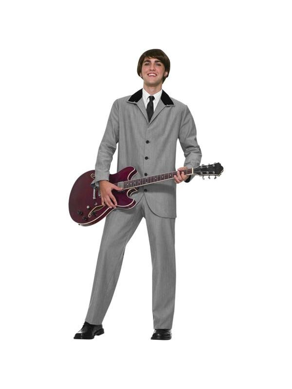 Adult Classic Beatles Costume-COSTUMEISH