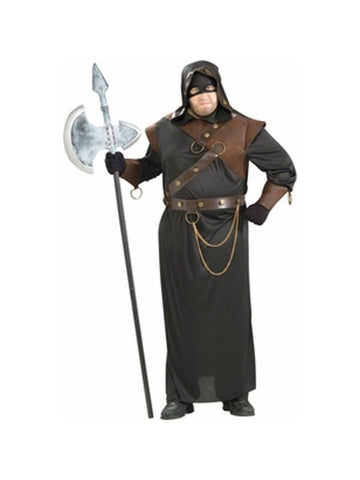 Adult Plus Size Executioner Costume-COSTUMEISH