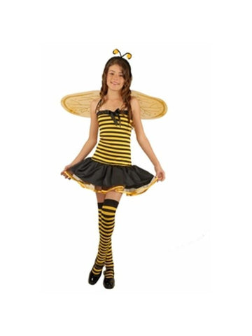 Childs Short Bee Costume