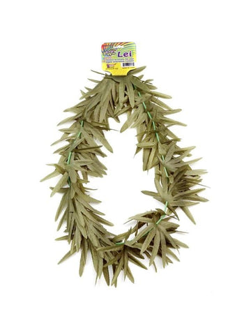 Adult Marijuana Costume Lei-COSTUMEISH