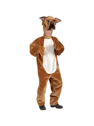 Adult Bull Dog Costume-COSTUMEISH