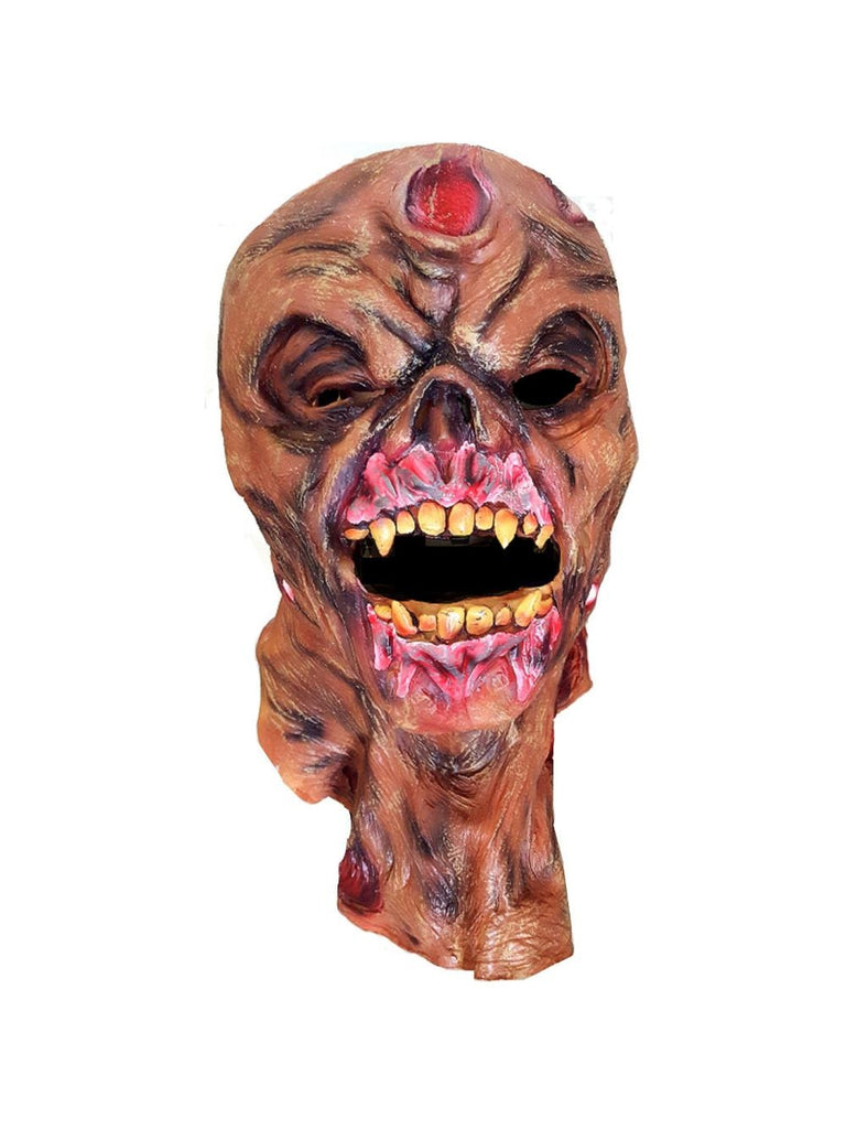 Adult Scary Zombie Mask-COSTUMEISH