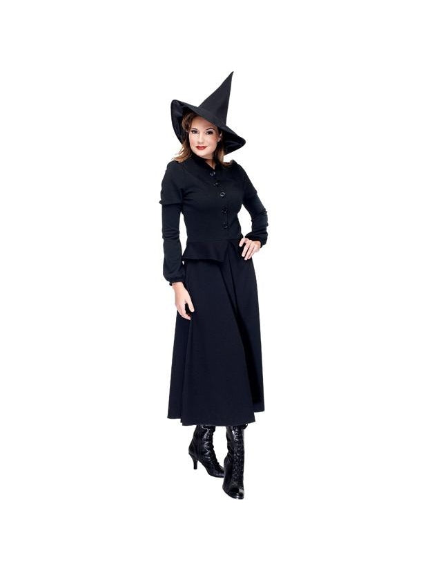 Women's Witchy Witch Costume-COSTUMEISH