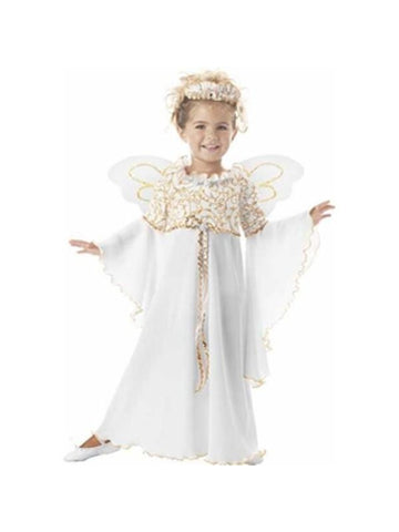 Toddler Darling Angel Costume-COSTUMEISH