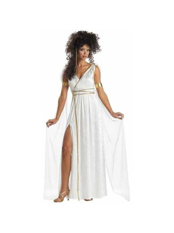 Adult Athenian Goddess Costume-COSTUMEISH