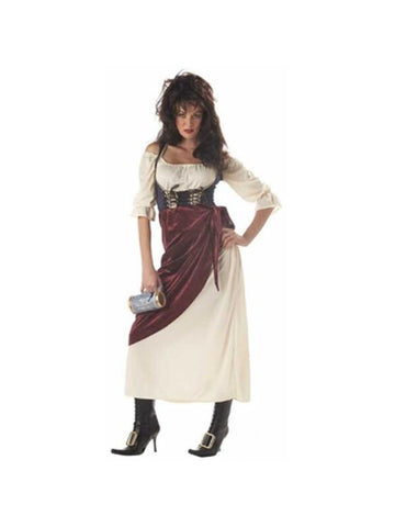 Adult Renaissance Tavern Wench Costume