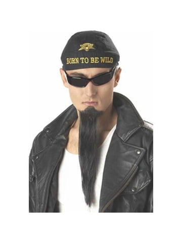 Adult Long Goatee Beard-COSTUMEISH