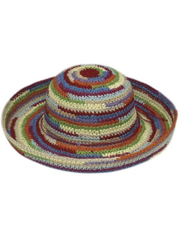 Women's Crochet Hat-COSTUMEISH