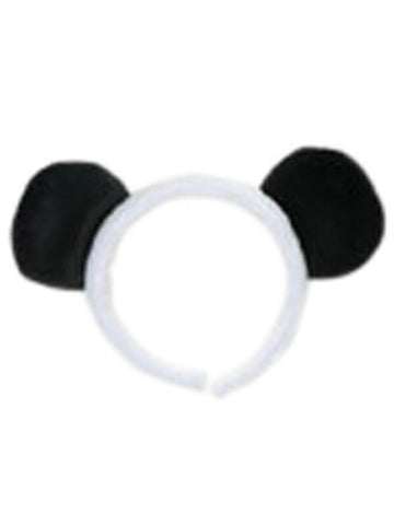 Child Panda Headband with Ears-COSTUMEISH