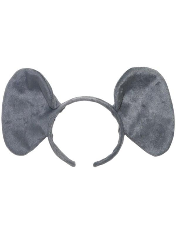 Adult Elephant Headband with Ears-COSTUMEISH