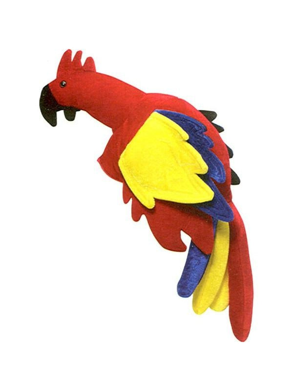 Parrot Hat-COSTUMEISH