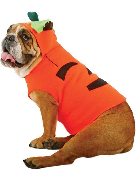 Pumpkin Dog Costume-COSTUMEISH