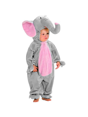 Toddler Adorable Elephant Costume-COSTUMEISH