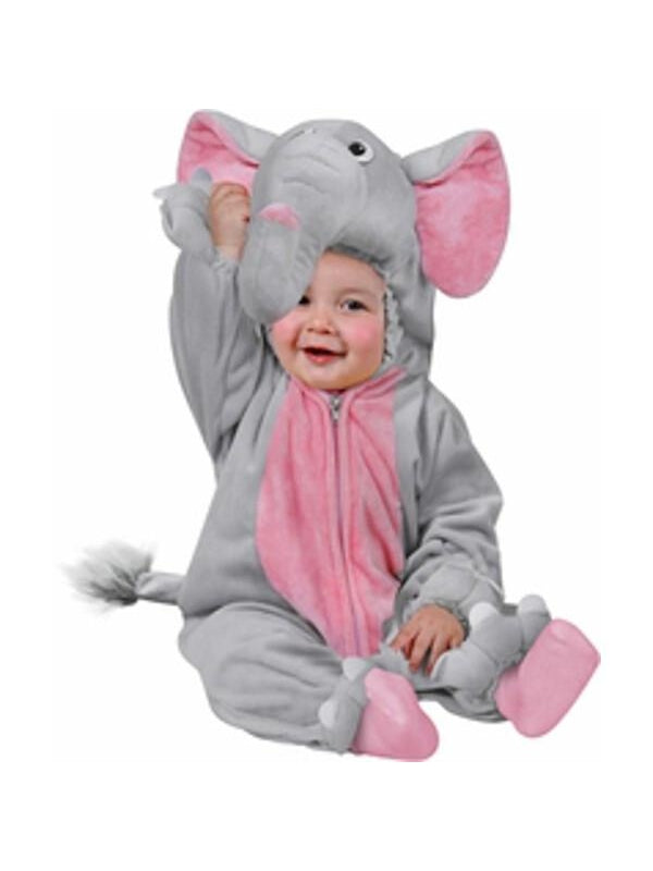 Baby Adorable Elephant Costume-COSTUMEISH