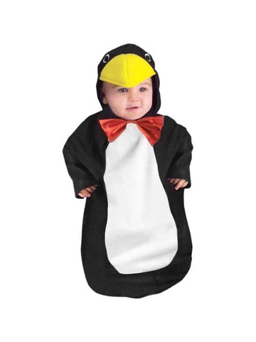 Infant Penguin Bunting Costume-COSTUMEISH