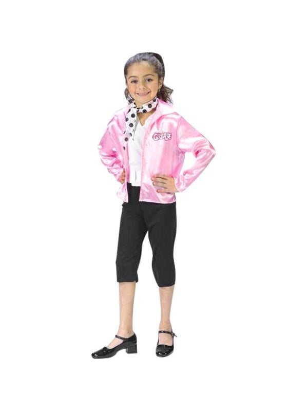 Child's Grease Pink Ladies Costume-COSTUMEISH