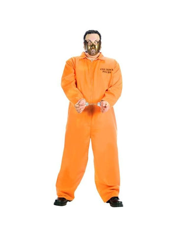 Adult Plus Size Cell Block Psycho Costume