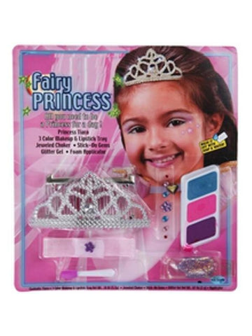 Child's Fairy Princess Makeup Kit-COSTUMEISH