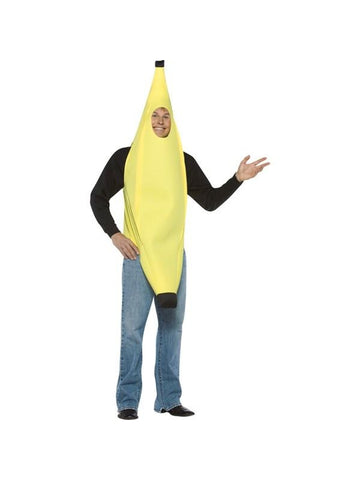 Adult Light Weight Banana Costume-COSTUMEISH