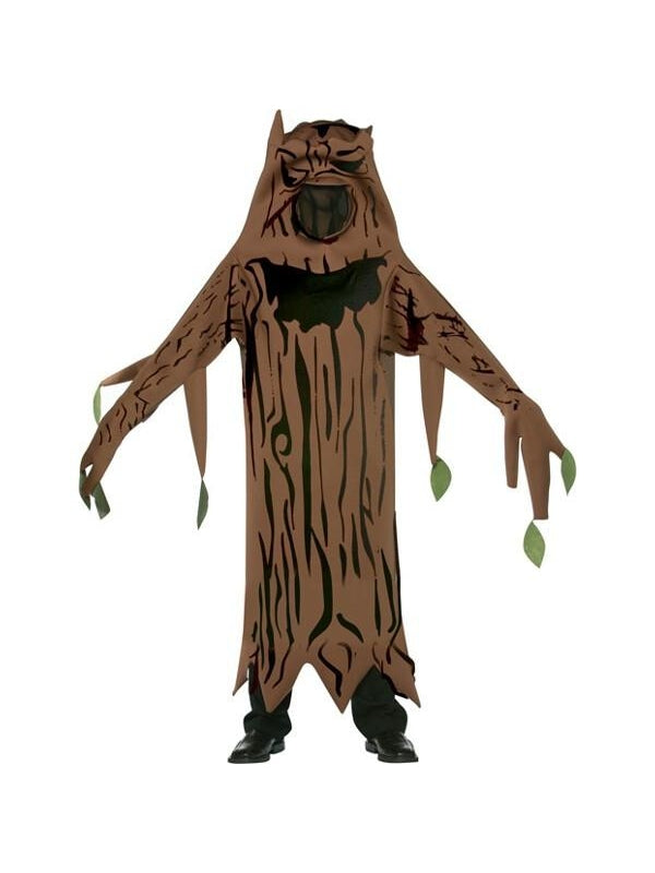 Adult Scary Tree Costume-COSTUMEISH