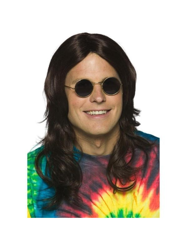 Hippie Guy Wig-COSTUMEISH
