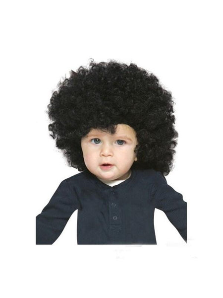 Bushy Curly Hair Baby Afro Wig Costumeish Cheap Adult