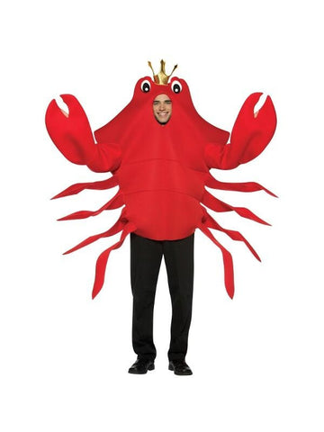 Adult King Crab Costume-COSTUMEISH