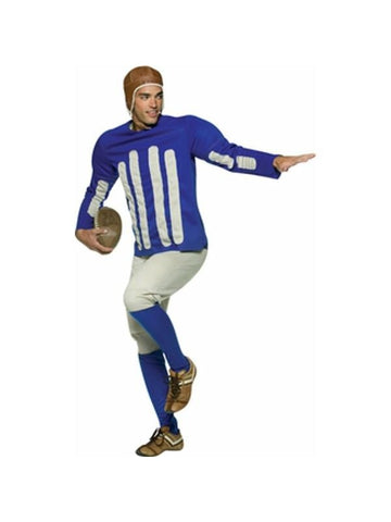 Adult Old Time Football Player Costume-COSTUMEISH