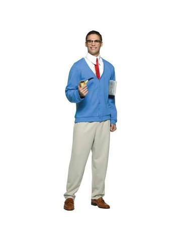 Adult Vintage Dad Costume-COSTUMEISH