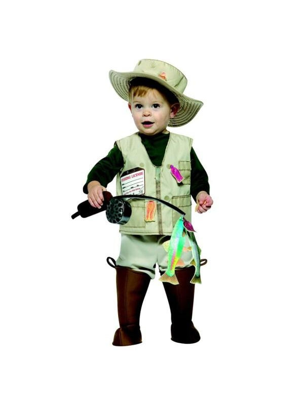 Baby Future Fisherman Costume-COSTUMEISH