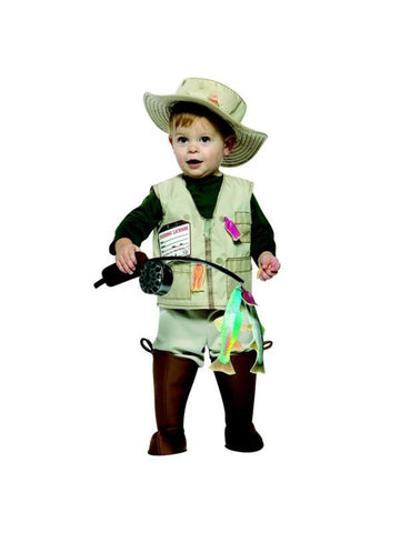 Baby Future Fisherman Costume