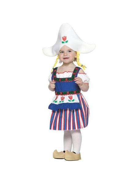 toddler little dutch girl costume costumeish cheap