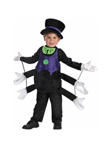 Toddler Itsy Bitsy Spider Costume-COSTUMEISH
