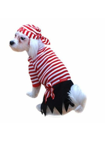 Pirate Dog Costume-COSTUMEISH
