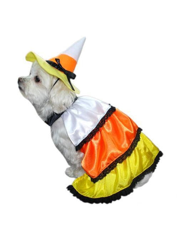Candy Corn Dog Costume-COSTUMEISH