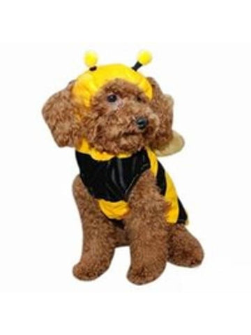 Bumble Bee Dog Costume-COSTUMEISH