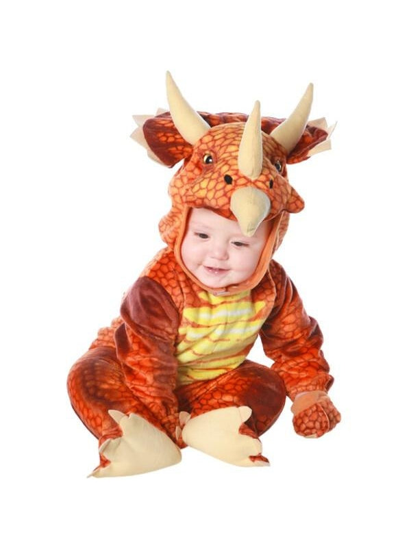 Infant Triceratops Costume-COSTUMEISH