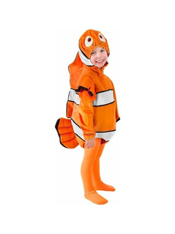 Toddler Orange Clownfish Costume-COSTUMEISH