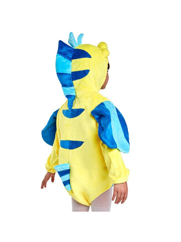 Toddler Flounder Fish Costume